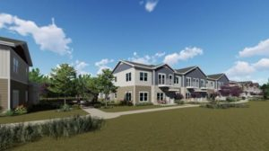 Granary Development rendering