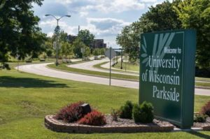 UW-PARKSIDE'S Sign