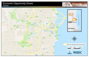 racine opportunity zones