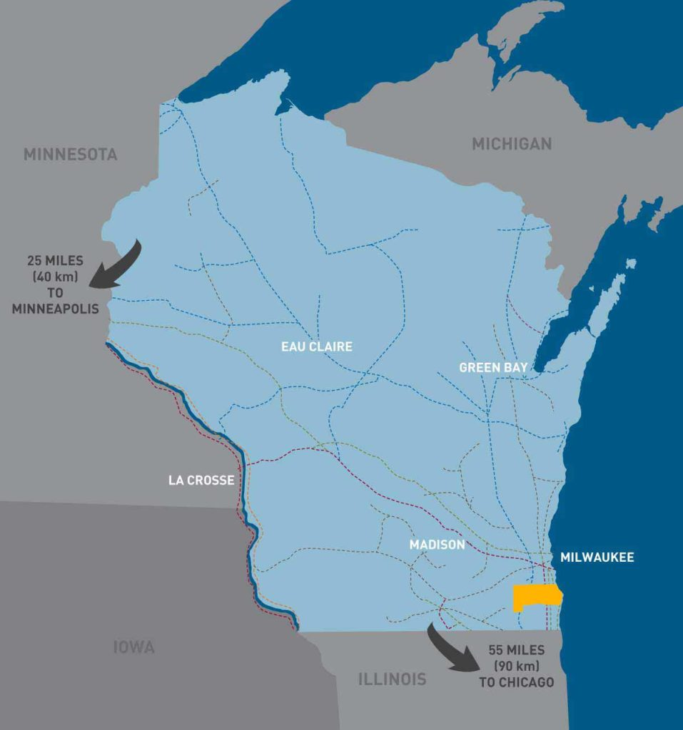 Wisconsin Railroads