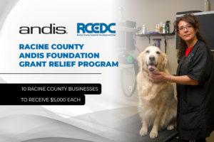 Racine County Andis Foundation Grant Relief Program
