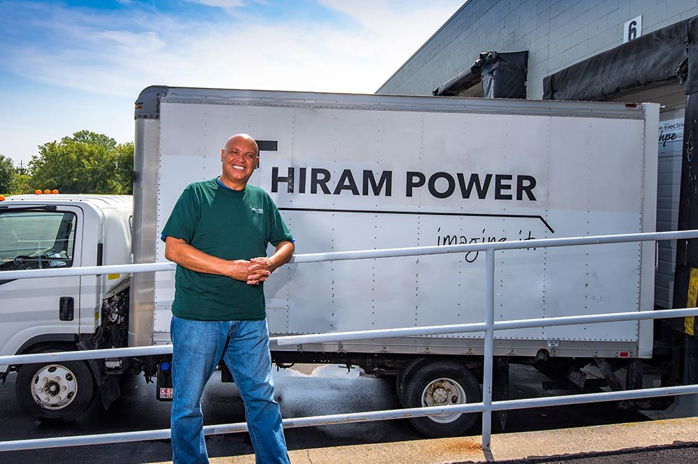 hiram power electric