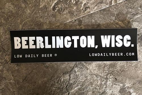 Beerlington, Wisc
