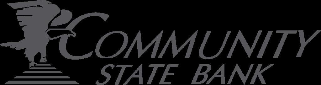 community state bank logo