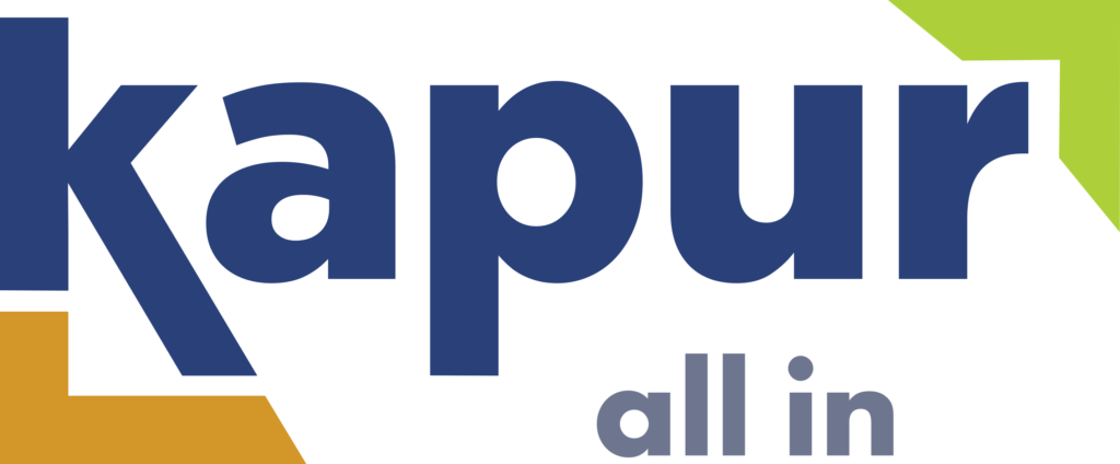 kapur all in logo