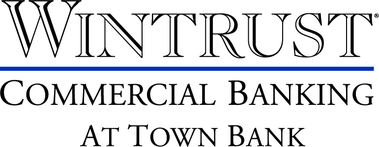 wintrust commercial banking at town bank logo