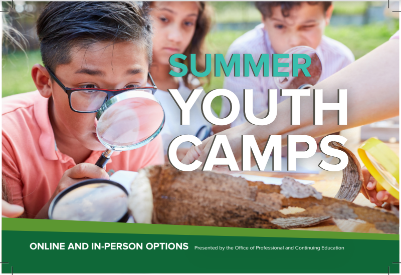 Summer Youth Camps - The University of Wisconsin-Parkside