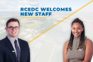 rcedc welcomes new staff dillon voltz akayna morrison