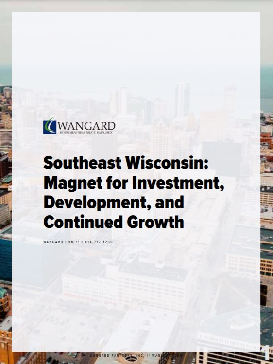 southeast wisconsin magnet for investment development and continued growth