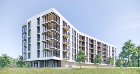 Water's Edge Condominium Development