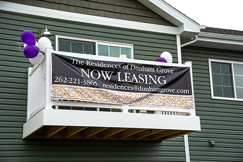 now leasing residences at dunham grove
